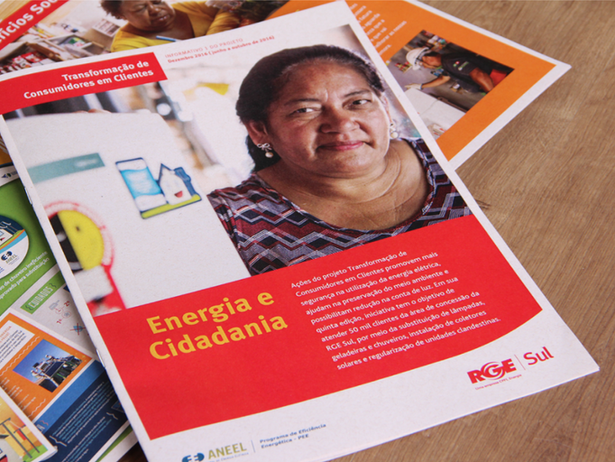PROGRAMA DE EFICIÊNCIA ENERGÉTICA AES / RGE