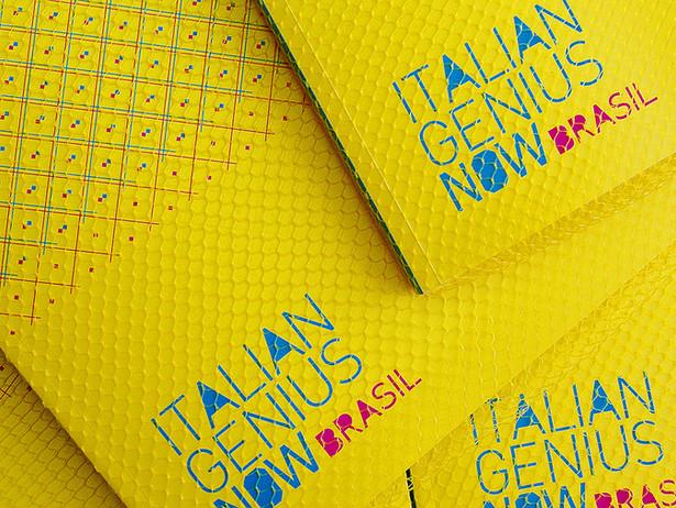ITALIAN GENIUS NOW BRASIL