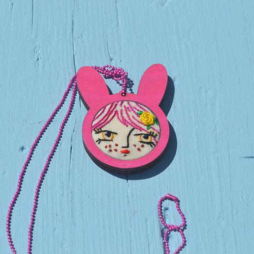 """Colar """"Bunny Girl II"""""""