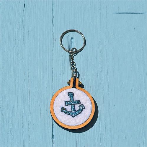 "Porta-chaves ""Âncora"""