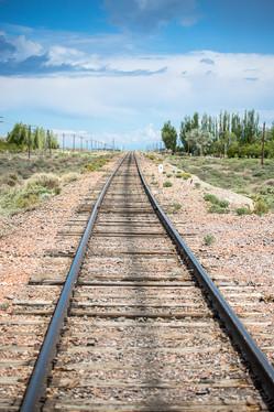 Железная дорога Бишкек-Балыкчы