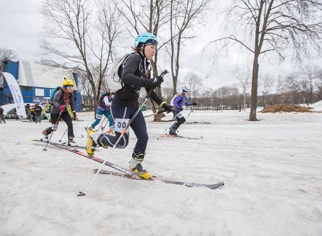 Чемпионат Москвы по ски-альпинизму 2019