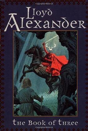The Book of Three (The Chronicles of Prydain Book 1) by Lloyd Alexander