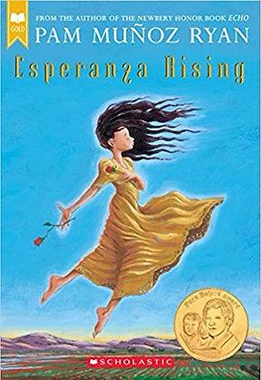 Esperanza Rising by Pam Muñoz