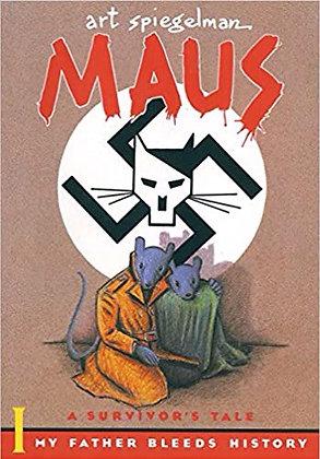 Maus A Survivors Tale, My Father Bleeds History by Art Spiegelman