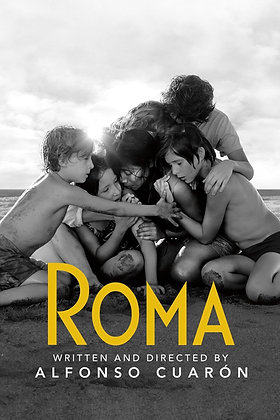 Roma The Original Screenplay written and directed by Alfonso Cuarón