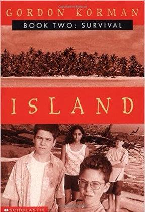 Survival (Island, Book 2): Survival by Gordon Korman
