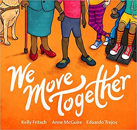 We Move Together by Kelly Fritsch, Anne McGuire and Eduardo Trejos