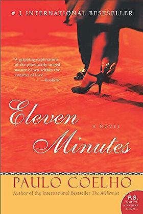 Eleven Minutes A Novel by Paulo Coelho