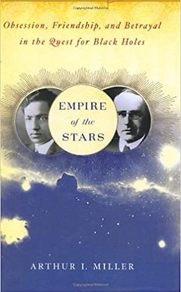 Empire of the Stars: Obsession, Friendship, and Betrayal in the Quest for Black