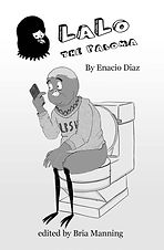 LALO THE PALOMA BOOK by Enacio Diaz edited by Bria Manning