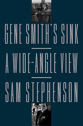 Gene Smith's Sink: A Wide-Angle View by Sam Stephenson
