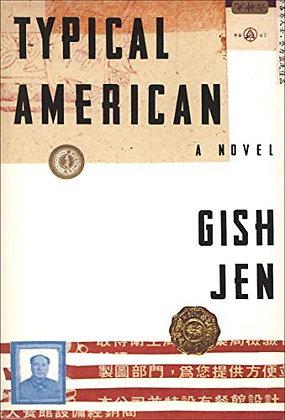 Typical American A novel by Gish Jen