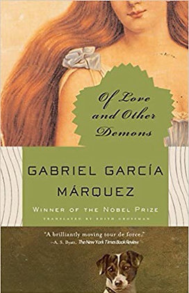 Of Love And Other Demons A Novel by Gabriel Garcia Marquez