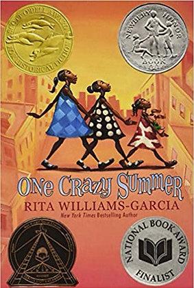 One Crazy Summer by Rita Williams-García