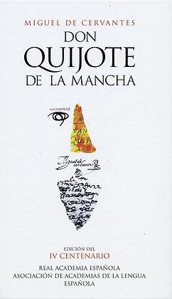 Don Quijote de la Mancha (Spanish)  by Miguel De Cervantes