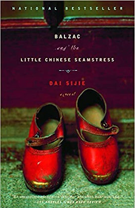 Balzac and The Little Chinese Seamstress by Dai Sijie