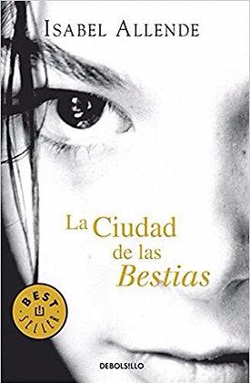 La Cuidad de las Bestias por Isabel Allende
