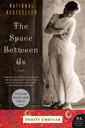The Space Between Us A Novel by Thrity Umrigar