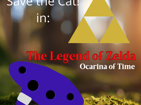 Save the Cat! in Ocarina of Time