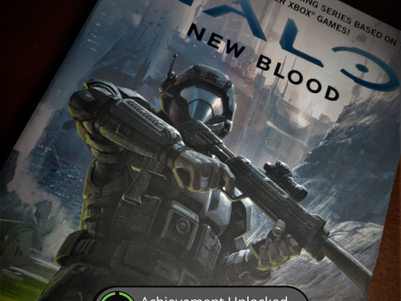 Review: Halo: New Blood