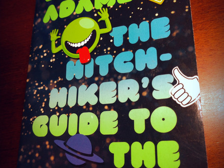 Review: Hitchhiker's Guide to the Galaxy