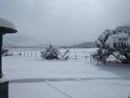 Description Practice: Snow Storm