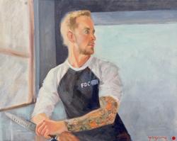 Patrick, Chef and Restauranteur