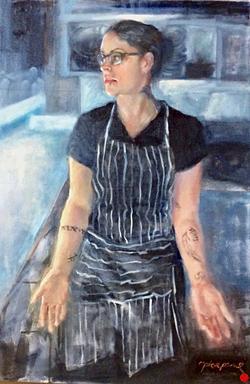 Amanda Lee, Chef