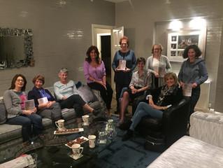 Barnet Synagogue Book Group and GWATYD