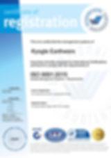 Kyogle Earthworx ISO-9001-2015-JASANZ ce