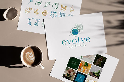Logo-Designer-Evolve-Branding-Wild-Honey