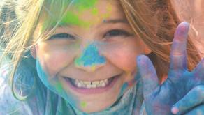 Colour Explosion - Schools Colour Run!