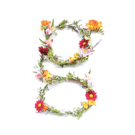 Georgina Grimshaw Custom Floral art for branding