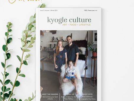 Kyogle Culture Issue 5 is out now!