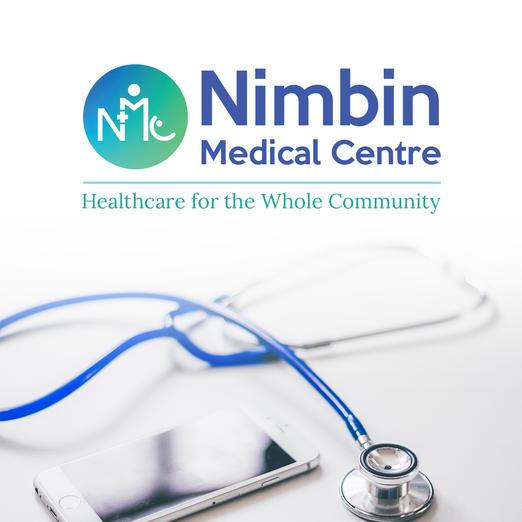 Nimbin Medical Centre Branding by Wild Honey Creative