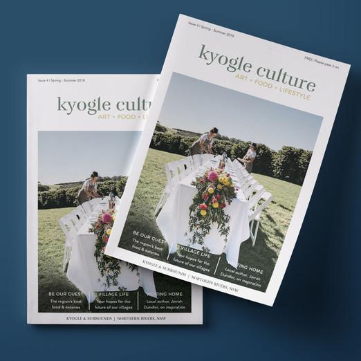 Kyogle Culture Magazine by Wild Honey Creative