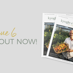 Issue 6 is OUT NOW!