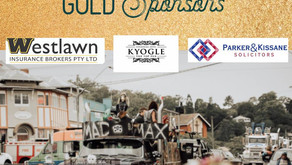 Announcing our Gold Sponsors!