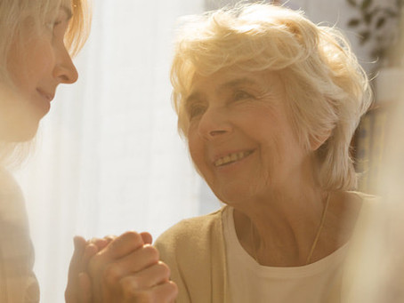 Caring for a Parent with Dementia