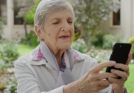 Grandma can barely turn on an iPad, but her robot sidekick is coming to dinner