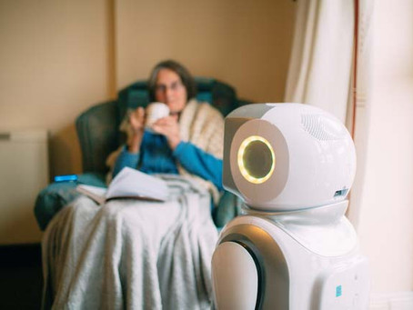 Are Robots Replacing Human Carers?