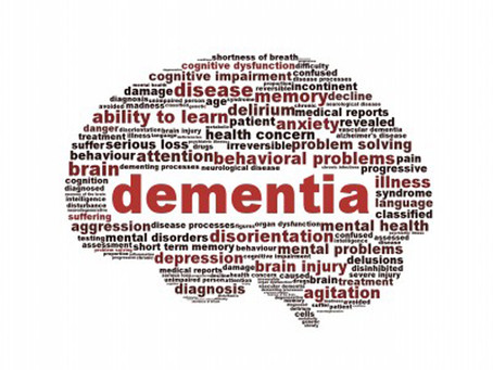 What causes Dementia