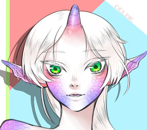 イラストレーター(F) 眠兎月姫