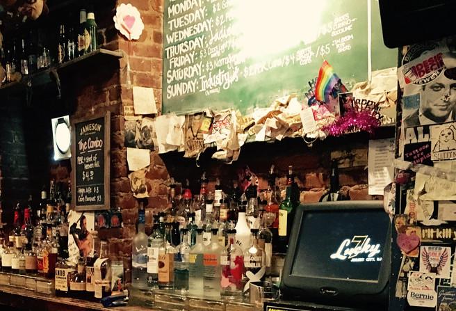 TLLW Bartender Series #2 - Jayne @ Lucky 7