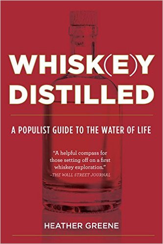 Whisk(e)y Distilled Book