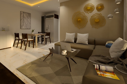 Living Room Concept by Indecor