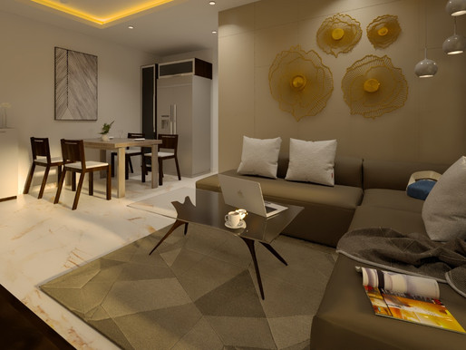 INTERIOR DESIGNING TIPS AND TRICKS FOR LIVING ROOM