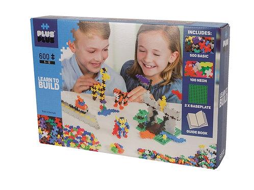 Plus Plus Learn To Build (600 pcs)