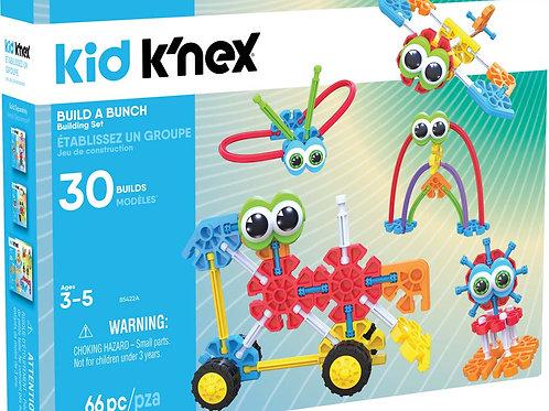 Kid K'NEX Build A Bunch Set